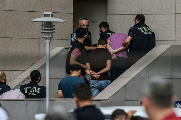 After Turkey's Failed Coup, Some Detainees Are Tortured, Raped
