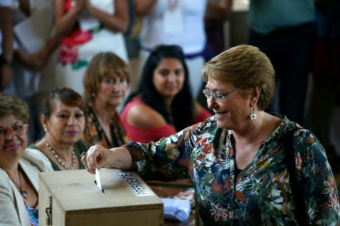 PABLO VERA LISPERGUER (AFP)