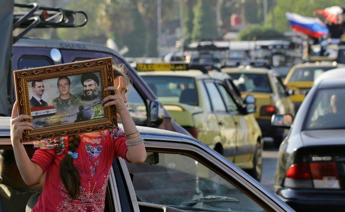 LOUAI BESHARA (AFP)