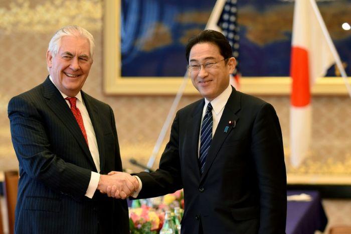 TORU YAMANAKA (POOL/AFP)