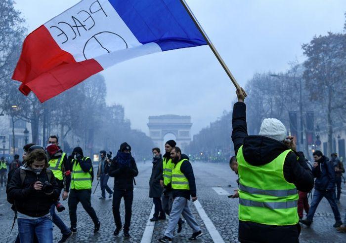 Bertrand GUAY (AFP)