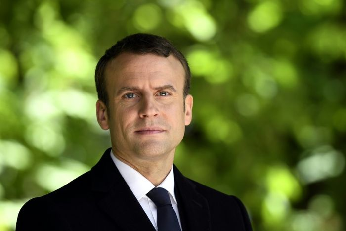 Emmanuel Macron inaugurated as French president in Paris