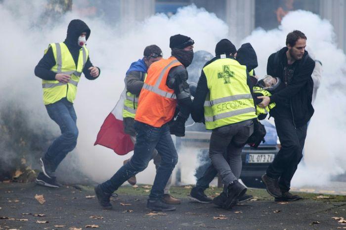Sebastien SALOM-GOMIS (AFP)