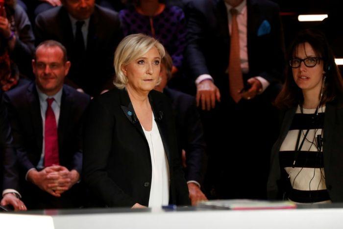 Patrick KOVARIK (POOL/AFP)