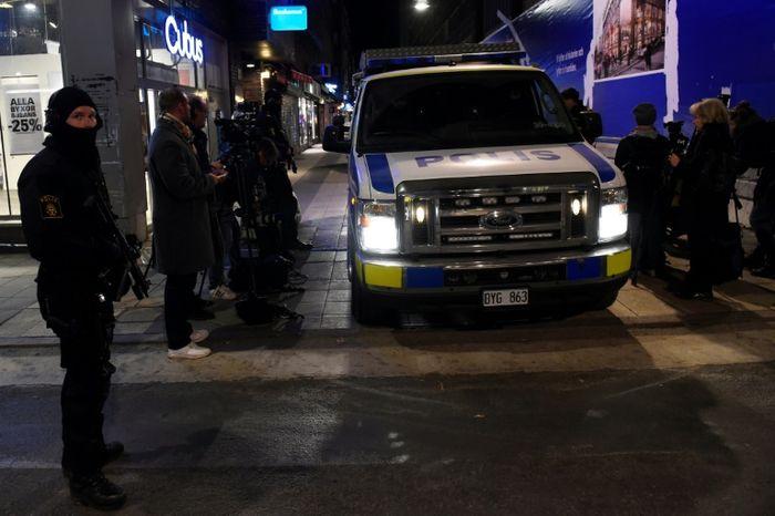 Le suspect passe aux aveux — Attaque de Stockholm