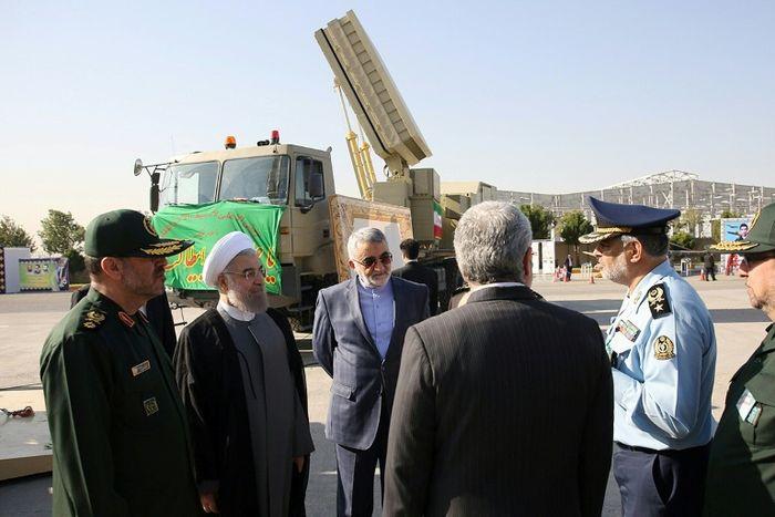 HO (IRANIAN PRESIDENCY/AFP/Archives)