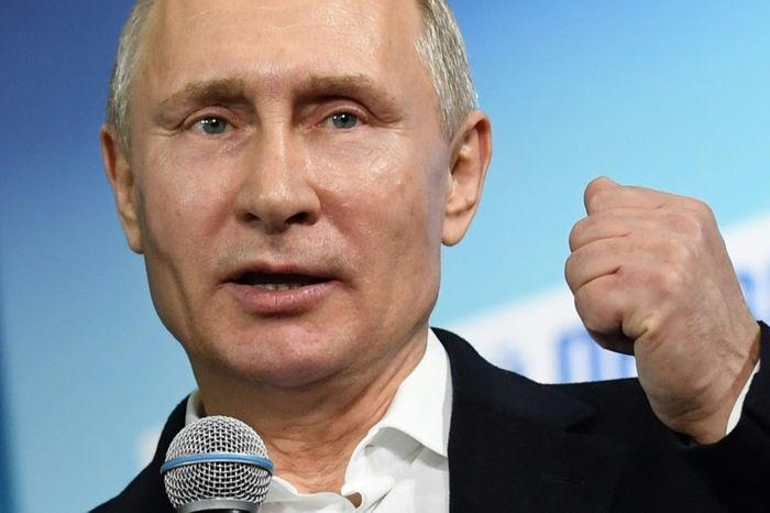 Yuri KADOBNOV (AFP)
