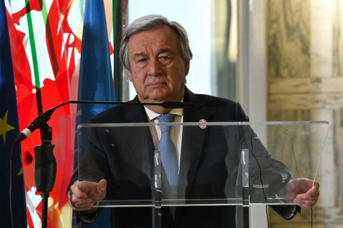 Andreas SOLARO (AFP/File)