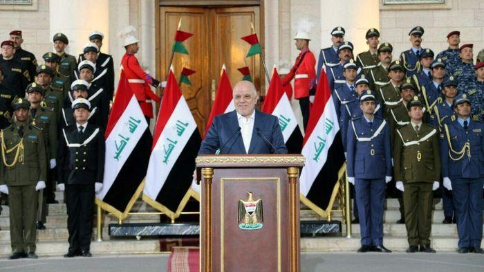 مكتب رئيس الوزراء العراقي/اف ب