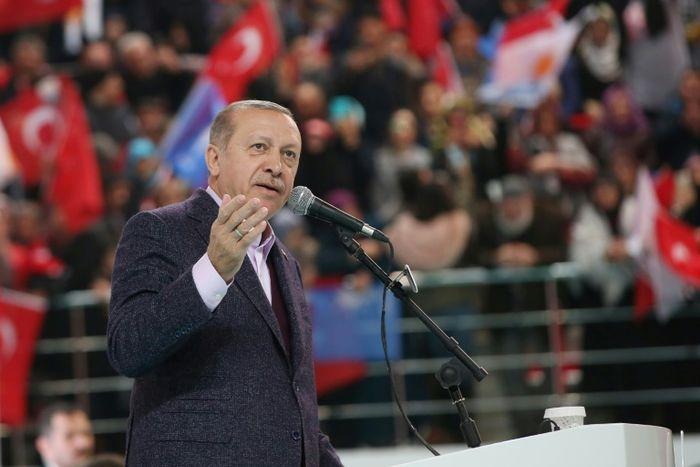 YASIN BULBUL (TURKISH PRESIDENTIAL PRESS SERVICE/AFP/File)