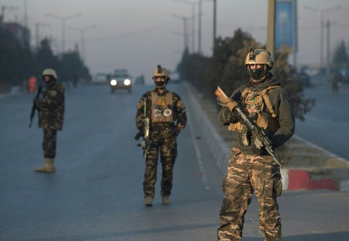 SHAH MARAI (AFP)