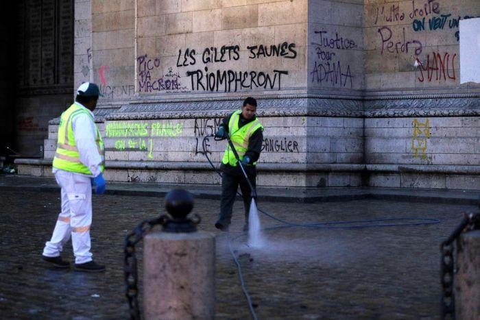 Geoffroy VAN DER HASSELT (AFP)