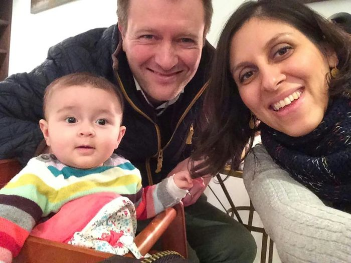 Handout (Free Nazanin campaign/AFP/File)