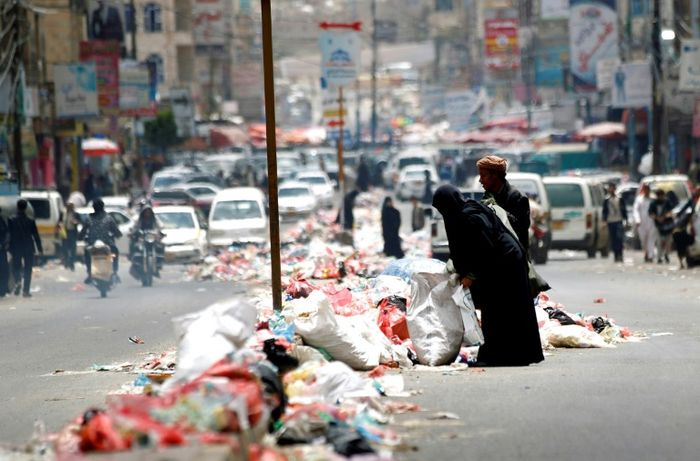 Yemen food crisis is man-made; economic strangulation used as war tactic