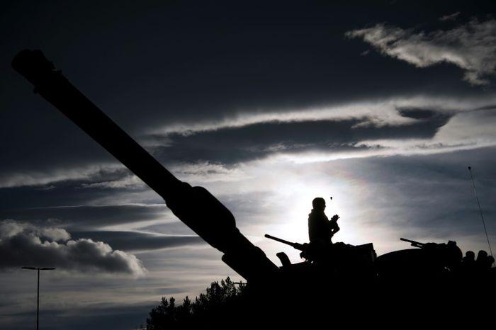 Jonathan NACKSTRAND (AFP)