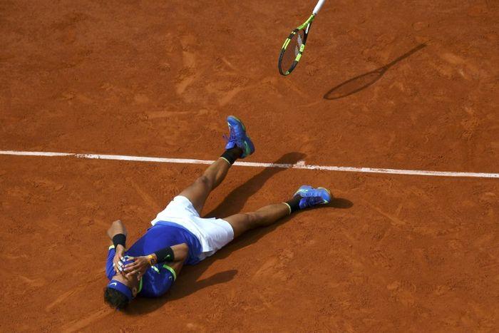 GABRIEL BOUYS                     (AFP)