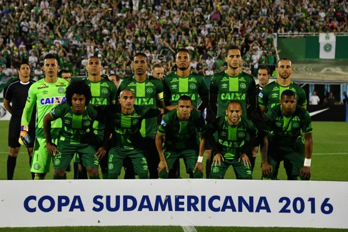 La désolation de Chapecoense — Crash aérien
