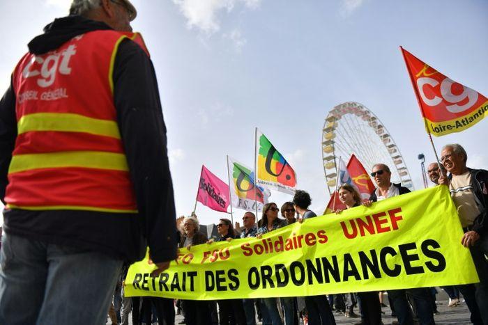 LOIC VENANCE (AFP)