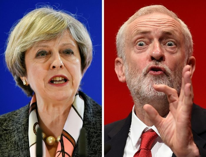 Winners and losers from the UK election