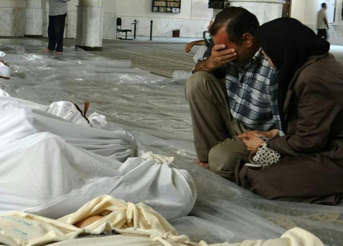Ammar al-Arbini (SHAAM NEWS NETWORK/AFP/Archives)
