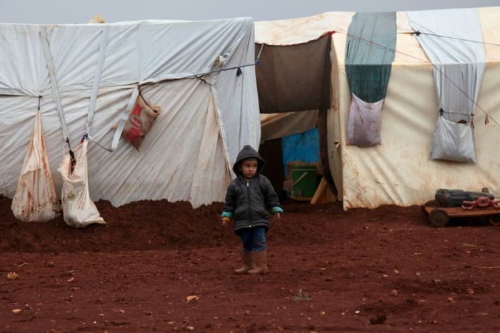Amer ALHAMWE (AFP)