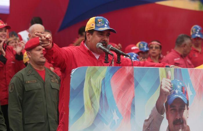 Feliciano SEQUERA (presidencia/AFP/File)