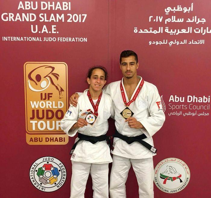 Handout (Israel Judo Federation/AFP)