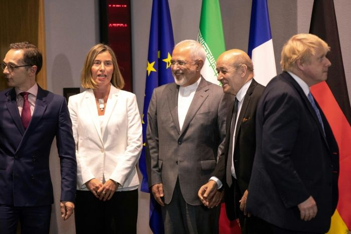 Netanyahu on European mission to dismantle Iran pact