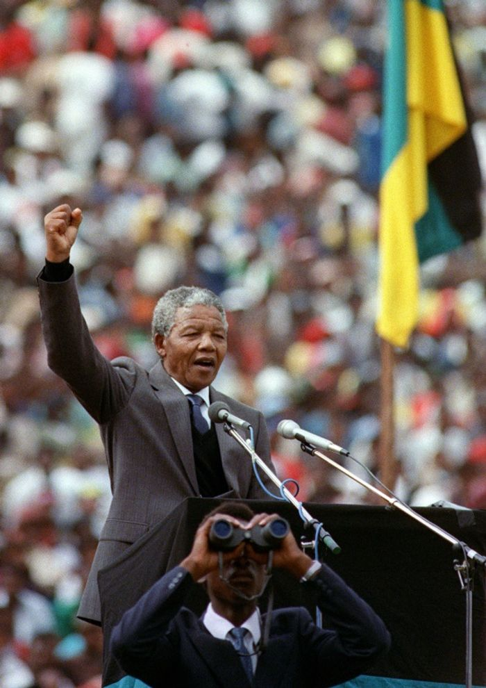 Walter Dhladhla (AFP/File)