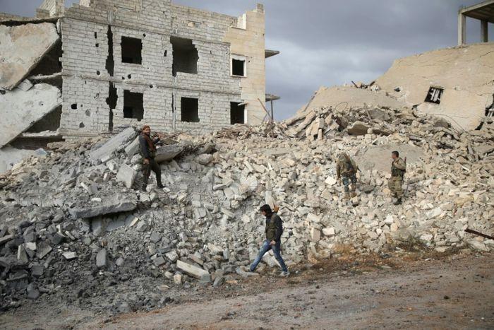 Aaref WATAD (AFP/File)