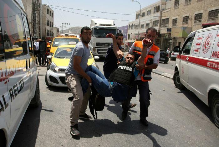 JAAFAR ASHTIYEH (AFP)