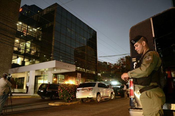 Ed Grimaldo (AFP)