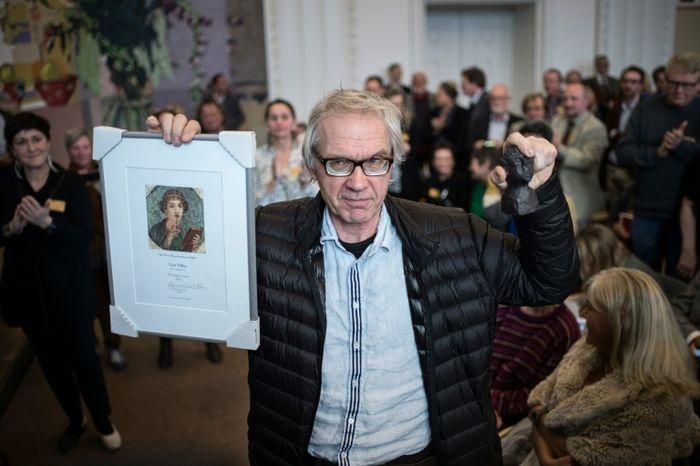 David Leth Williams (SCANPIX Denmark/AFP/File)