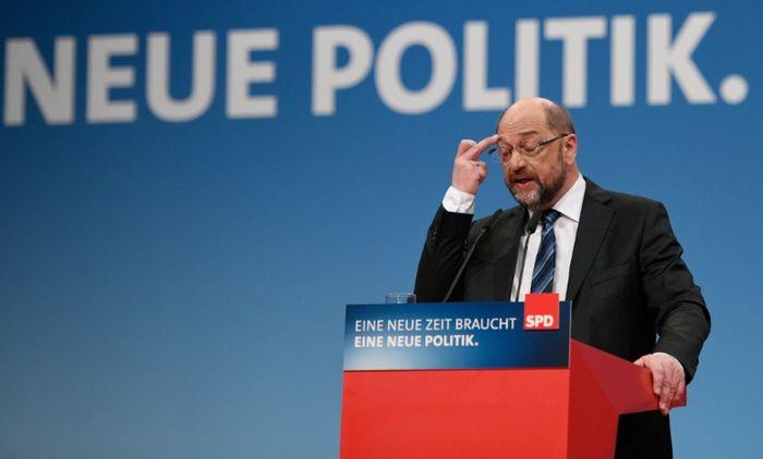 SASCHA SCHUERMANN (AFP/File)