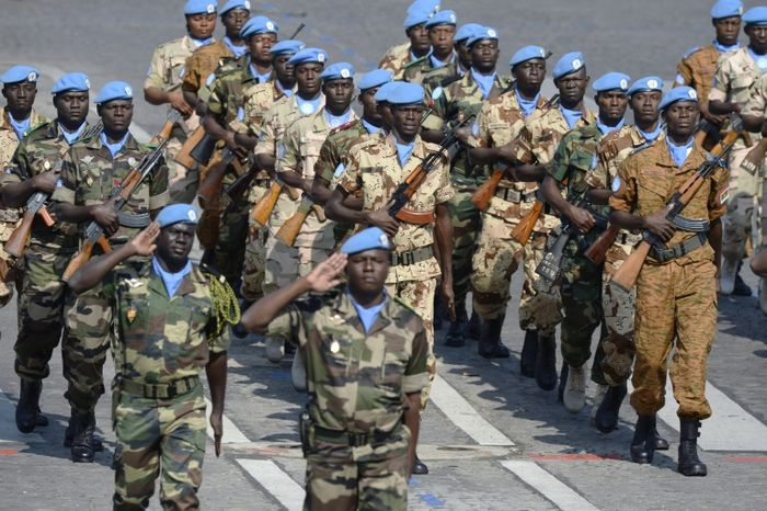 One Chinese peacekeeper dead, three others injured in Mali