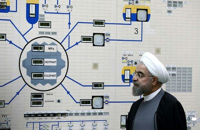 Mohammad Berno (Iranian Presidency/AFP)