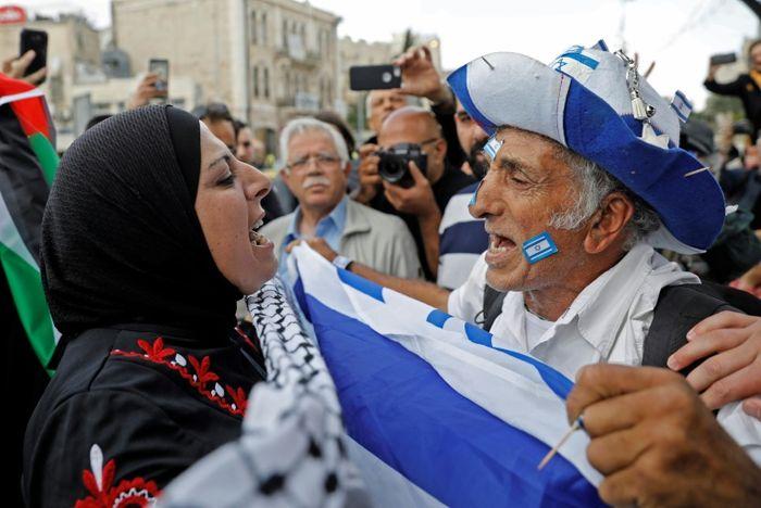 MENAHEM KAHANA (AFP)