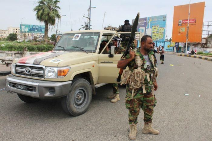SALEH AL-OBEIDI (AFP)