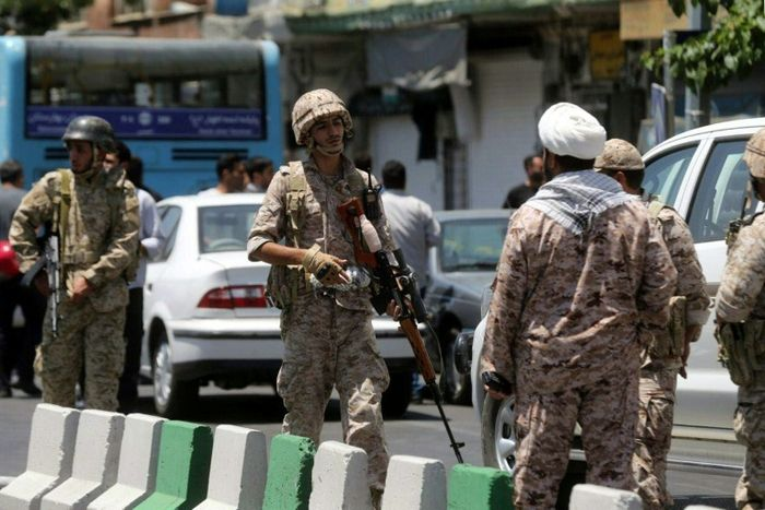 Iran arrests 41 suspects over Tehran attacks - ministry