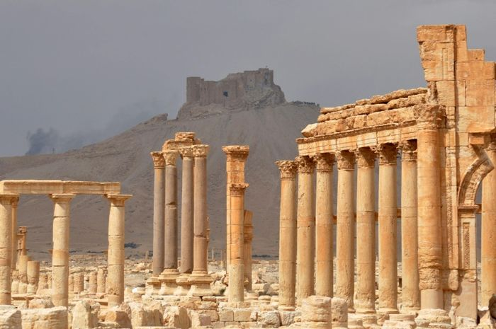 I24news Assad Regime Promotes Syria As A Tourist Destination