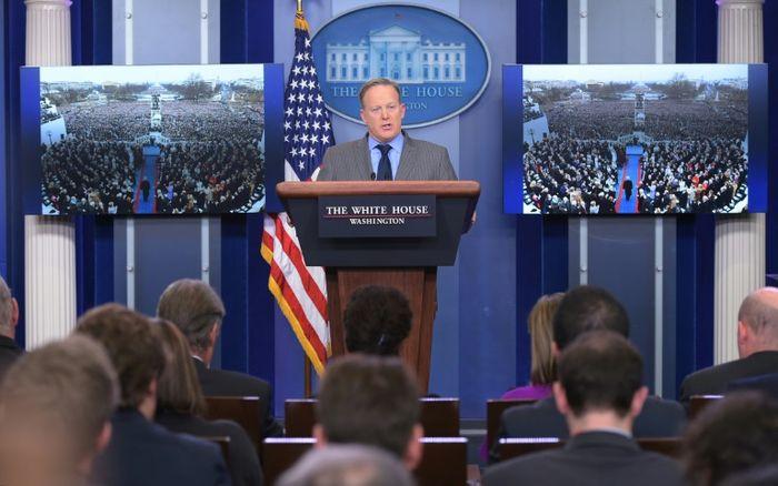 ترامب منفتح على التعاون مع روسيا لمحاربة الإرهاب — سبايسر