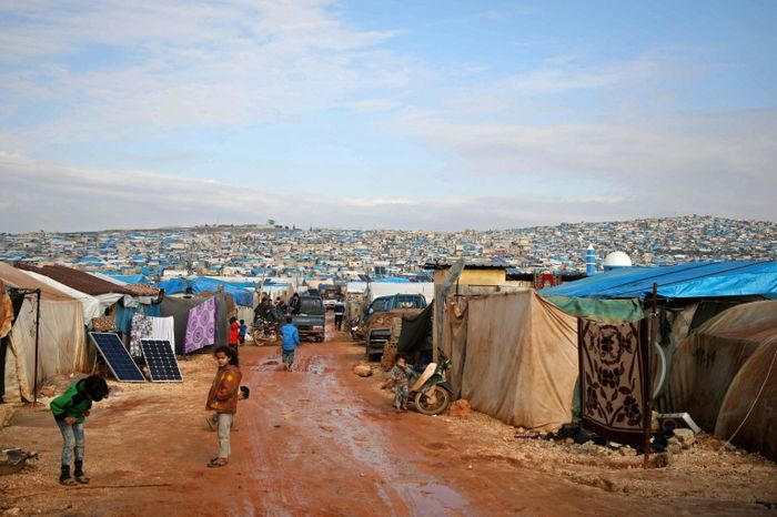 Aaref WATAD (AFP)