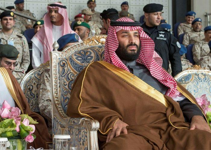 BANDAR AL-JALOUD (Saudi Royal Palace/AFP)