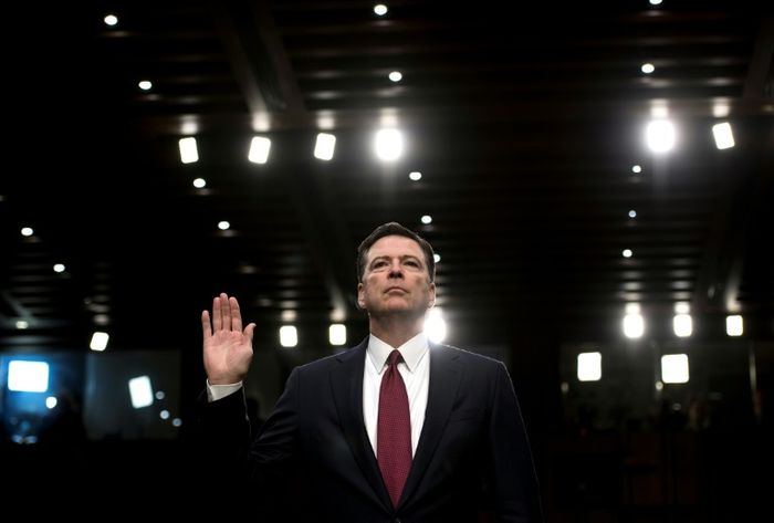 Comey's 'smoking gun' could take out Trump