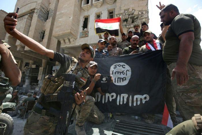 AHMAD AL-RUBAYE (AFP/Archives)