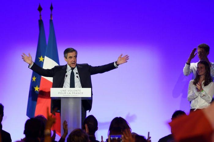 En Normandie, meeting en plein air pour Emmanuel Macron — Présidentielle