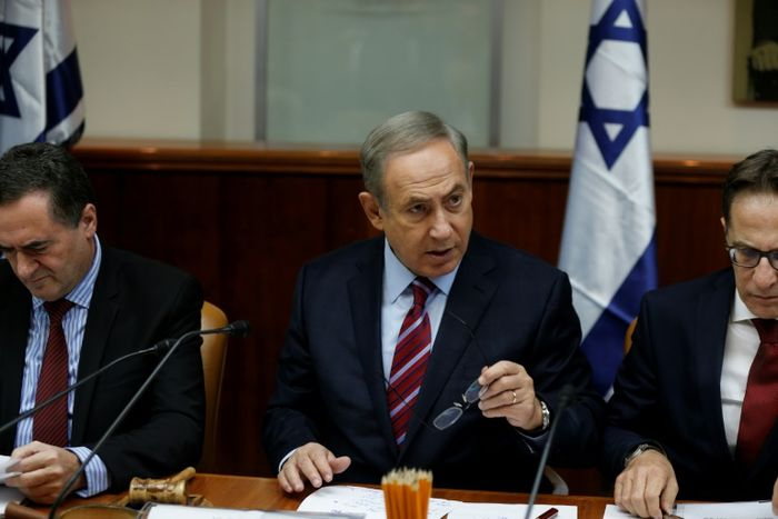 AMIR COHEN (POOL/AFP/File)