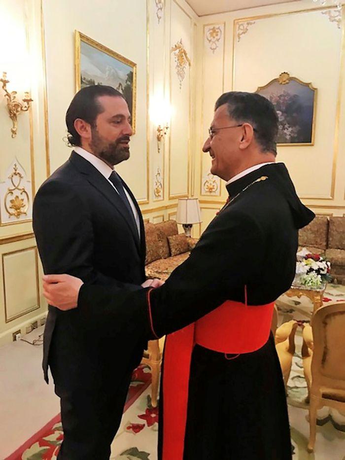 HO (Lebanon's Maronite Patriarchate press office/AFP)