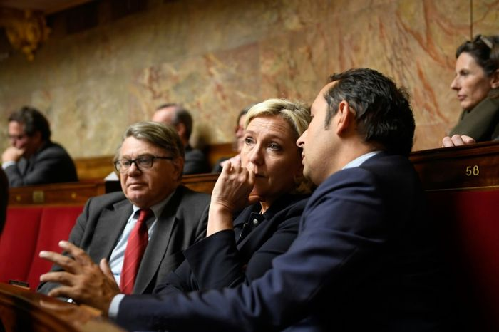 Eric FEFERBERG (AFP/Archives)