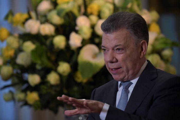 Raul ARBOLEDA (AFP/File)